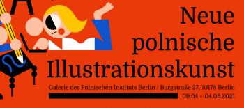 2021-04-09 AUSSTELLUNG Neue polnische Illustration – FB-Grafik