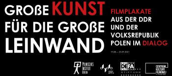 2021-08-19 FILM filmPOLSKA – Ausstellung – Banner