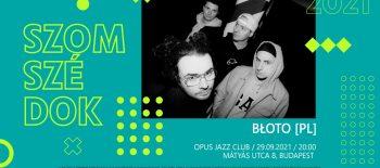 thumbnail_wydarzenie FB_koncert Błoto Budapeszt