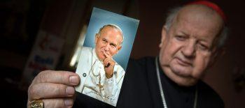 Card. Stanisław Dziwisz fot episkopat.pl