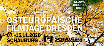 2020-11-07 FILM Osteuropäische Filmtage DD – Motivbild