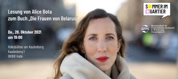 2021-10-28 Alice Bota – Die Frauen von Belarus