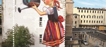 Street Art bloczek