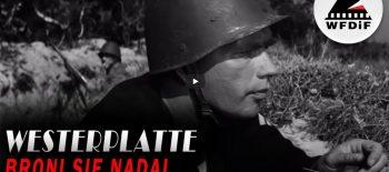 Westerplatte-broni się nadal
