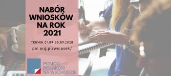 Pomoc_Polakom_na Wschodzie-Nabór-wniosków-2021