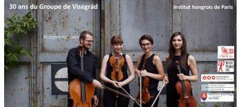 AFFICHE-Concert de Visegrad 2021-Airis String Quartet