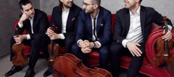 Atom String Quartet_fot.Ivon Wolak