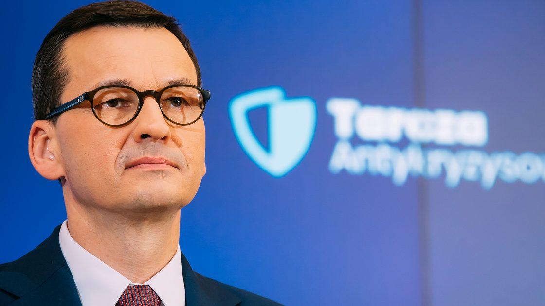 Zdjęcie Premiera RP Mateusza Morawieckiego