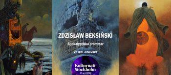 Beksiński_Wystawa_baner_FB event_1920x1080_logo Kulturnatt