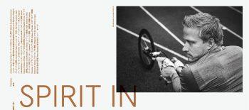 Spirit in Motion Poster